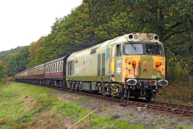 50033 Class 50 'Glorious' (1968)