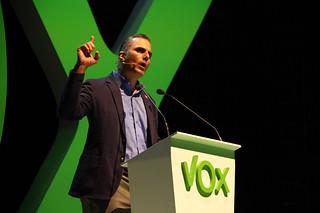 Acto de Vox en Vistalegre | by Contando Estrelas