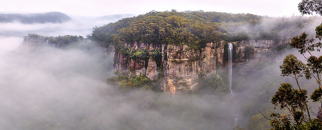 Belmore Falls - Southern Highlands - NSW