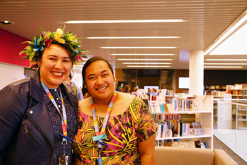 Pasifika librarians, Pasifika collection