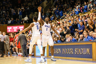 RJ Barrett & Zion Williamson :: Duke Men's Basketball NCAA :: Keenan Hairston | by keenanhairston
