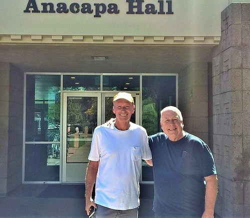 Anacapa Dorm Santa Barbara | by newportironman
