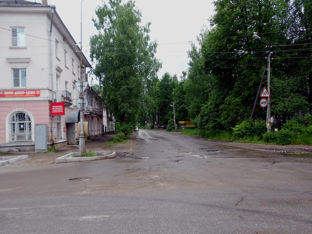 Улица Новоселицкая
