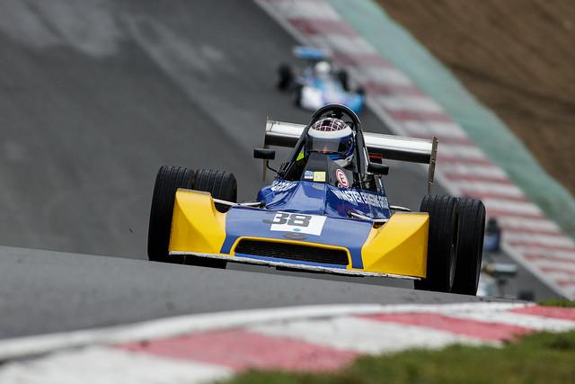 HSCC Historic Formula Ford 2000 Championship Royal RP27