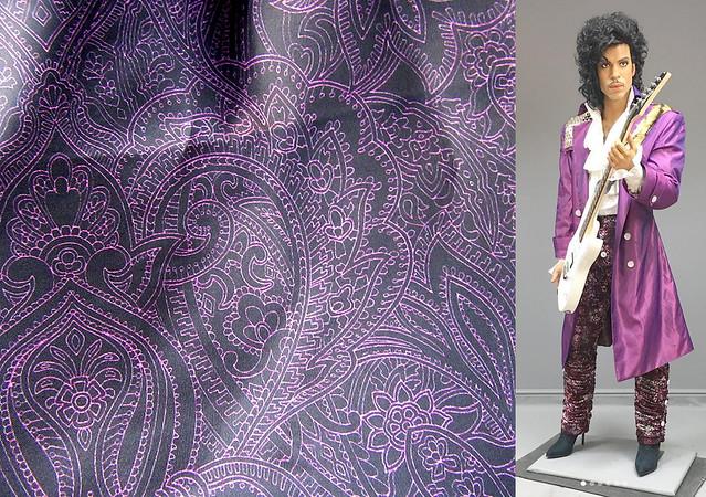 purple-paisley-Prince-printed-fabric