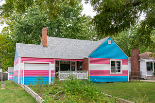 Transgender House - Topeka, Kansas | by Tony Webster