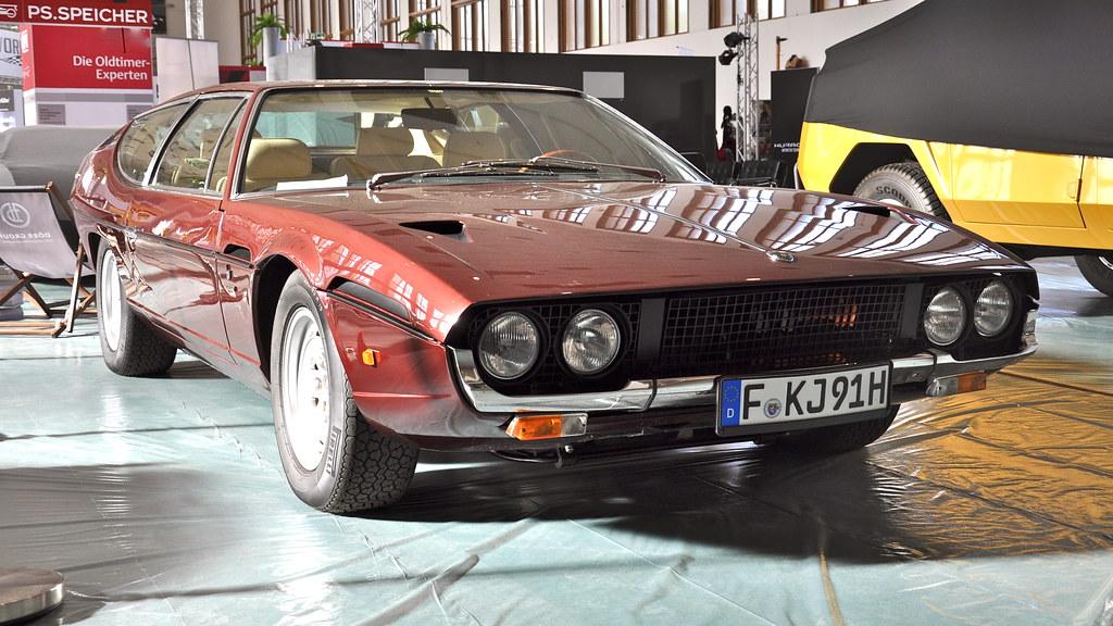 Lamborghini Espada 400 S3 V12 I 1976 Motorworld Classics B Flickr
