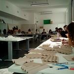 Dalla bidimensionalità alla tridimensionalità della carta. La piega come strumento di design. NABA, Milano.
