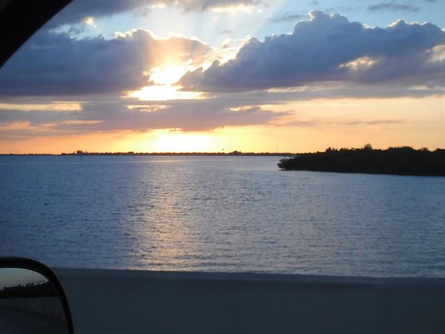 Sunset, Florida West Coast