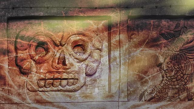 Spook-tacular muralla