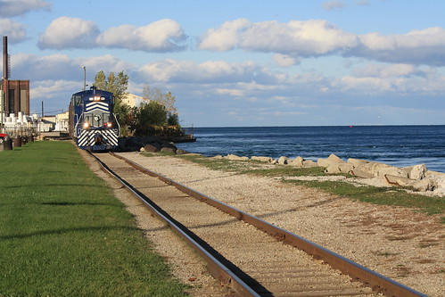 Lake State RR - St Clair Riverfront, Port Huron | by tcamp7837