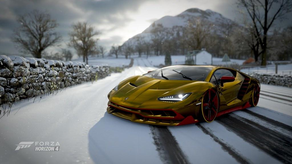 Lamborghini Centenario Forza Horizon 4 Apokrytia Flickr