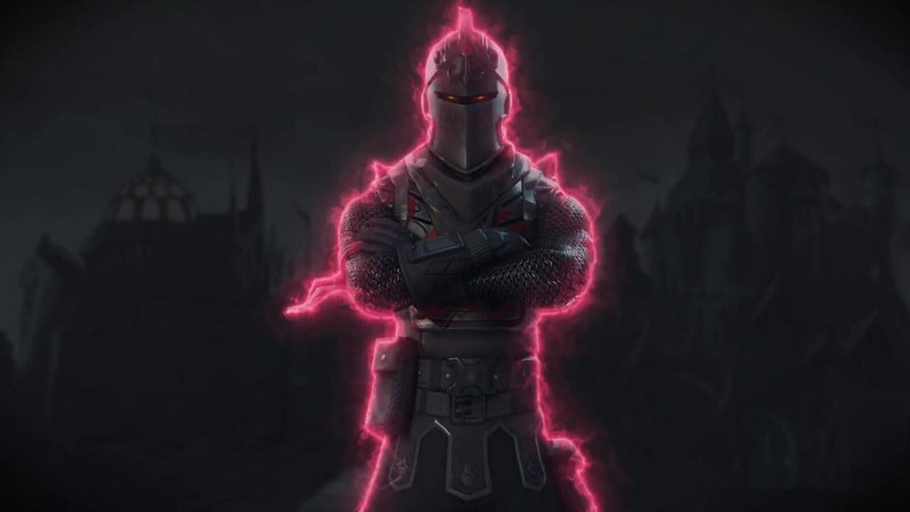Black Knight Skin Fortnite Wallpaper