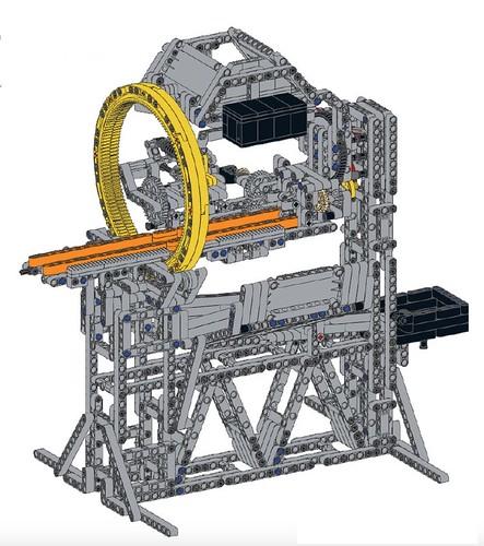 Rotary Dumper unit   by dougridgway525