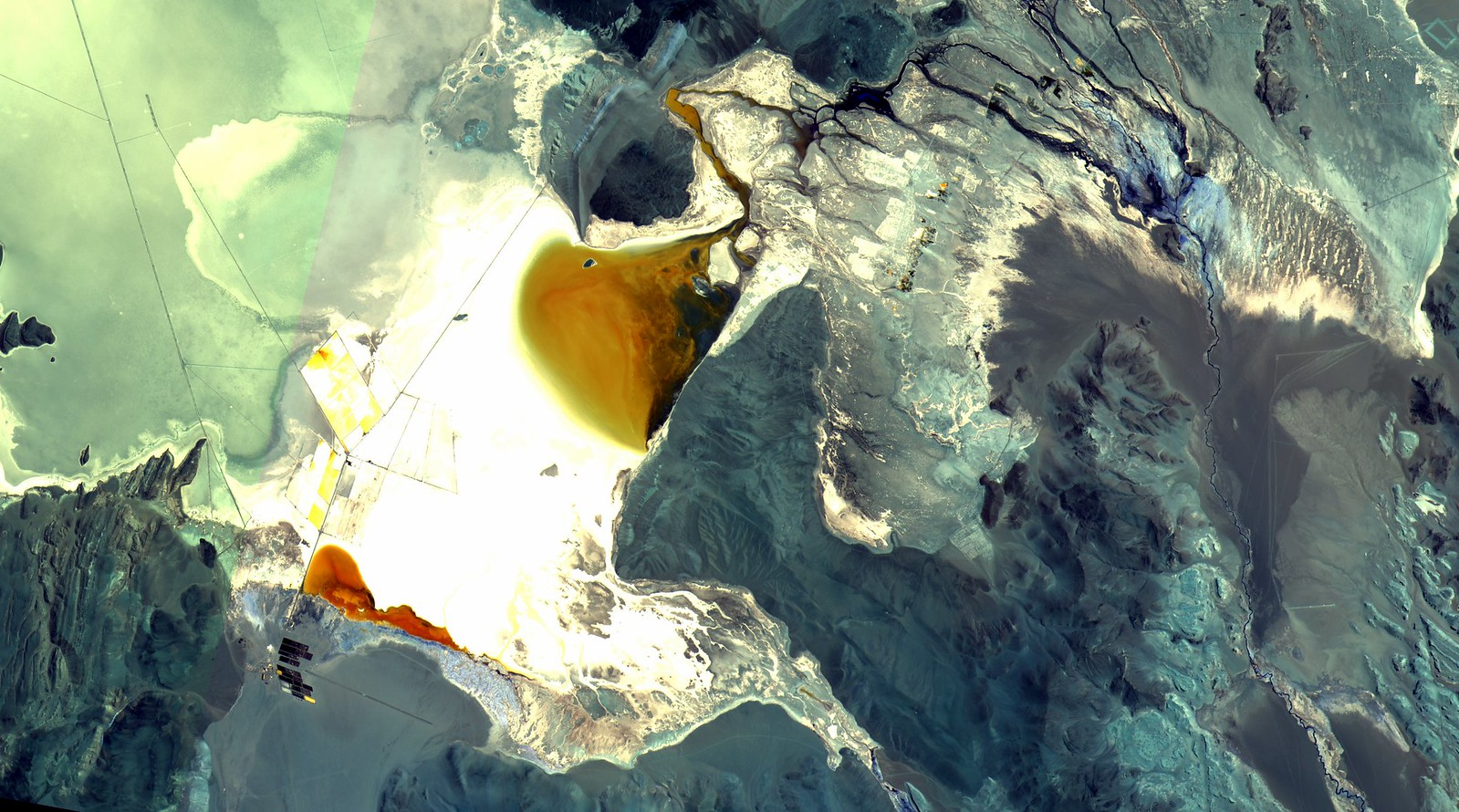 lithium mining in Chile