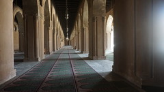The Mosque of Ibn Tulun, Cairo, Egypt.