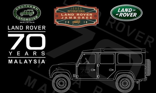 Johor International Land Rover Jamboree 2018