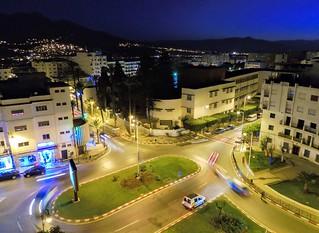 Square in Tétouan