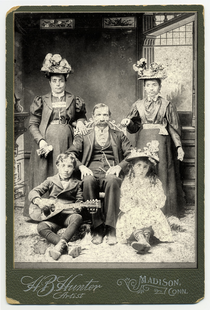 Madison's 1st Italian family | Early 1890's photo of Madison