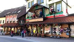 Triberg: Haus der 1000 Uhren