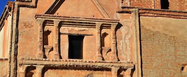 Echoes of antiquity - Mission San José de Tumacácori, Santa Cruz County, Arizona.