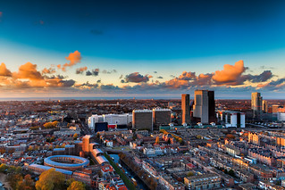 The Hague Tower view Roy Poots