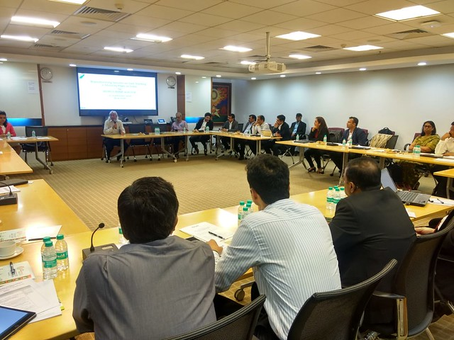 Brainstorming Session on Fast Tracking e-Mobility Plans in India