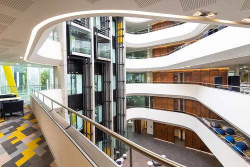 subsea7 sutton surrey london openhouse openhouselondon 2018 engineering building architecture energy floor levels interior