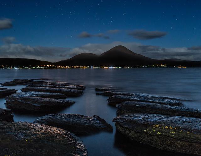 Skye at Night