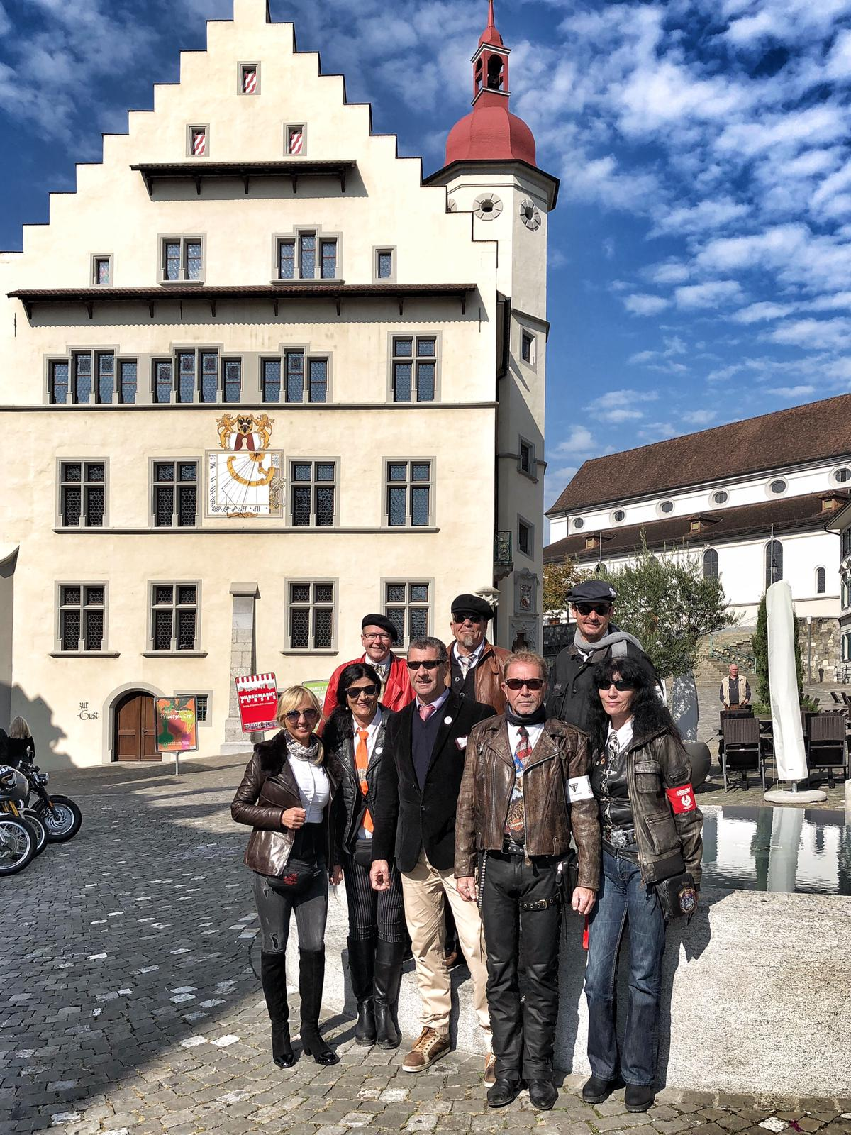 Gentleman Ride 2018 Luzern