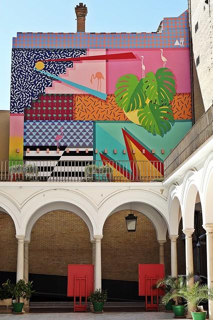 Facultad de Bellas Artes - Universidad de Sevilla
