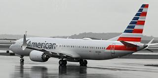 American Airlines / Boeing 737 MAX 8 / N314RH   by vic_206