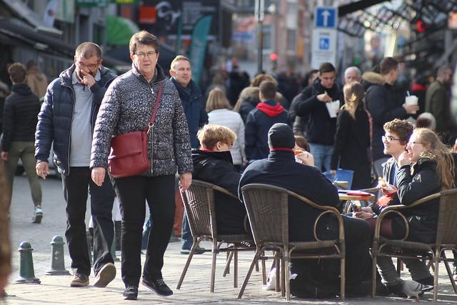 People in Liège