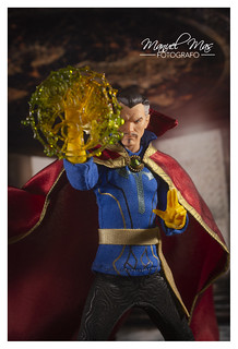 Mezco ONE:12 - Doctor Strange   by manumasfotografo