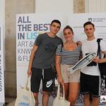 Thu, 27/09/2018 - 15:48 - O Politécnico de Lisboa (IPL) deu as boas-vindas aos estudantes internacionais, que escolheram Lisboa como destino do seu programa de estudos, em mobilidade internacional, no Lisbon Welcome Day, evento oficial promovido pela Câmara Municipal de Lisboa, em parceira com a Associação Erasmus Life Lisboa.  27 de setembro de 2018
