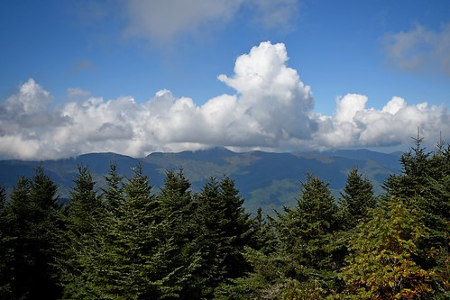 sky trees valley mountain ncmountainman d3400 phixe brp blueridgeparkway nc northcarolina vista scenic cumulus erosion mountmitchell ngs nationalgeographicsociety forest woods lowresolutionversion breathtakinglandscapes nikon clouds