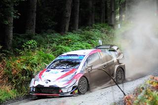 Wales dayinsure Rally GB 2018