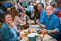 PM Celebrates seafood Dick Vermaas 1331