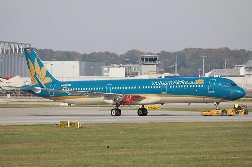 A321 Neo Vietnam Airlines D-AVXR | by michelfetzer