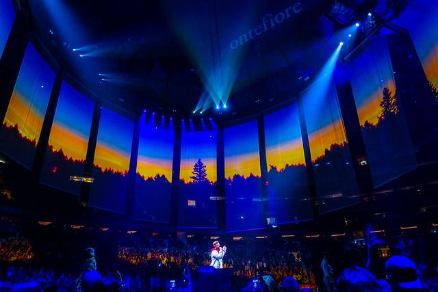 Justin Timberlake : Man of the Woods Tour - Madison Square Garden, New York (2018)