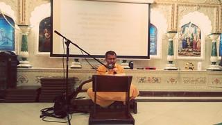 Lecture @ ISKCON, London, Nov, 2018. | by Keshav Anand Das
