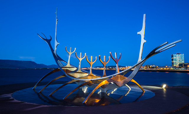 The Sun Voyager....