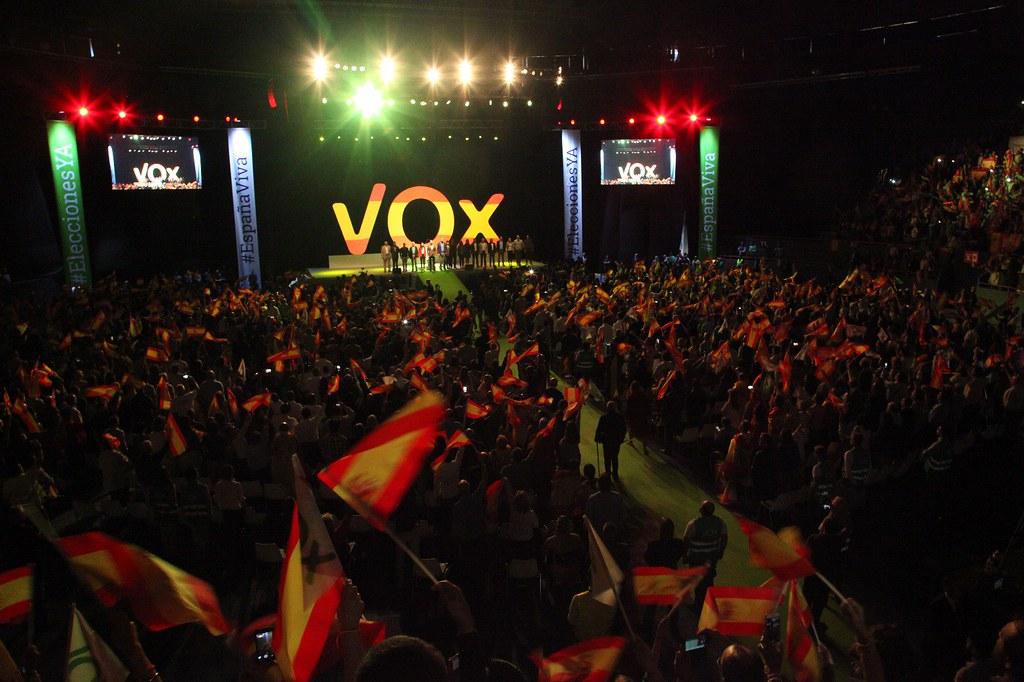 Αποτέλεσμα εικόνας για espana elecciones vox