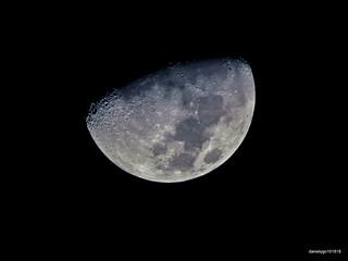 Moon 10-18-18 | by Daniel Y. Go