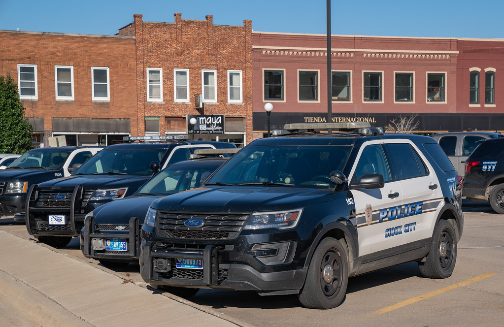 Sioux City Ford >> Sioux City Police Department Squad Cars Iowa Police Squad Flickr