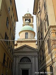 Santa Maria della Cella (2) | by Dear Miss Fletcher