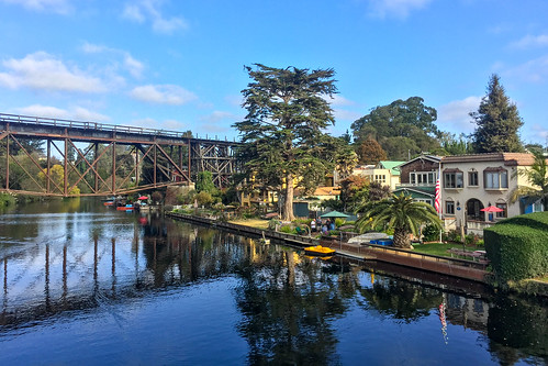 Soquel Creek Railway Bridge