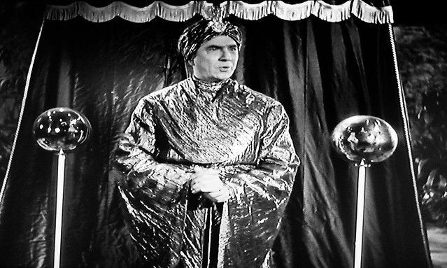 Bela Lugosi as a Swami 1940 film - You'll Find Out 8469