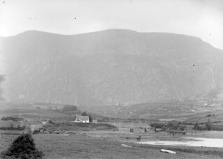 """""""The house at the bridge below the mountain"""" is Adrigole, West Cork"""