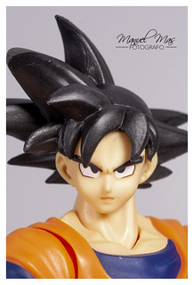 S.H.Figuarts - Son Goku a Saiyan raised on Earth | by manumasfotografo